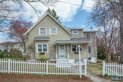 Emerson Single Family Home For Sale: 38 Hillside Avenue