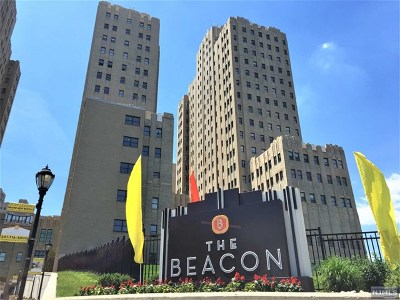 Jersey City Condo/Townhouse For Sale: 4 Beacon Way #803