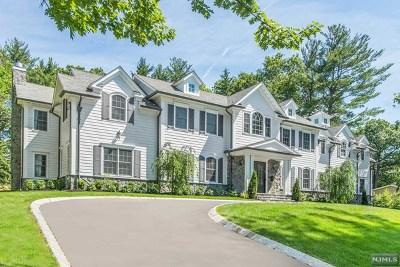 Tenafly Single Family Home For Sale: 27 Ridge Road