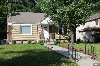 Closter Single Family Home For Sale: 555 High Street