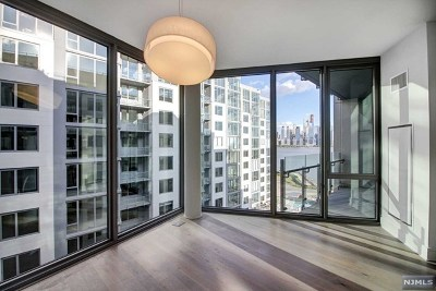 West New York Condo/Townhouse For Sale: 9 Ave At Port Imperial #714