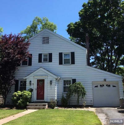 Glen Rock Single Family Home For Sale: 173 Forest Road
