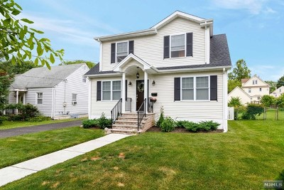 Teaneck Single Family Home For Sale: 575 Terhune Street