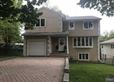 Englewood Cliffs Single Family Home For Sale: 10 West Bayview Avenue