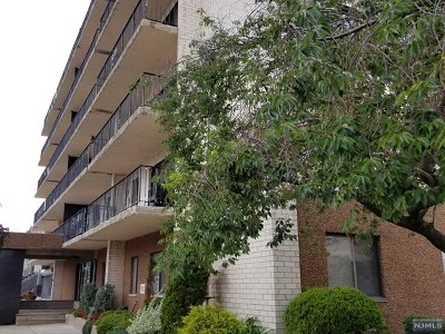 Palisades Park Condo/Townhouse For Sale: 233 12th Street #1d