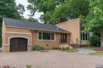 Tenafly Single Family Home For Sale: 29 Richard Street
