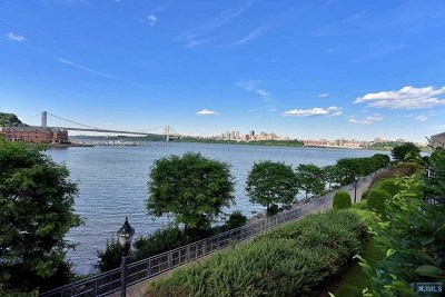Edgewater Condo/Townhouse For Sale: 133 Hudson Cove