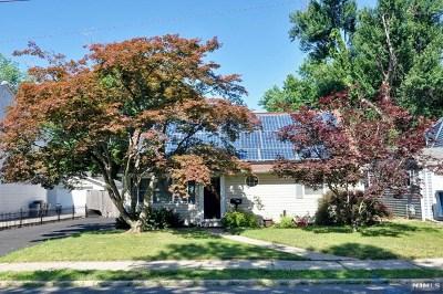 Rochelle Park Single Family Home For Sale: 274 Howard Avenue