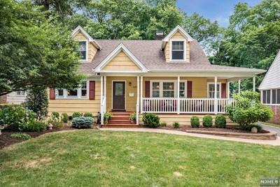 Glen Rock Single Family Home For Sale: 155 Rodney Street
