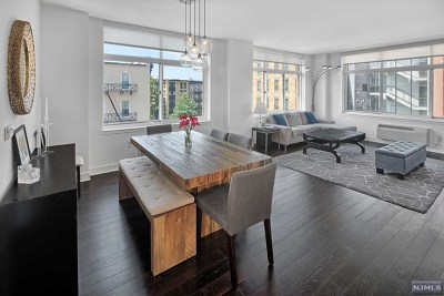 Hoboken Condo/Townhouse For Sale: 1450 Washington Street #516