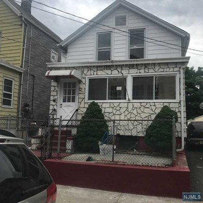 Passaic County Single Family Home For Sale: 310 Montgomery Street