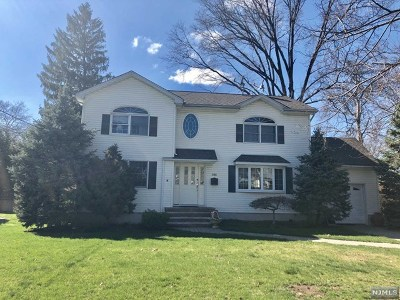 Oradell Single Family Home For Sale: 255 Camden Street