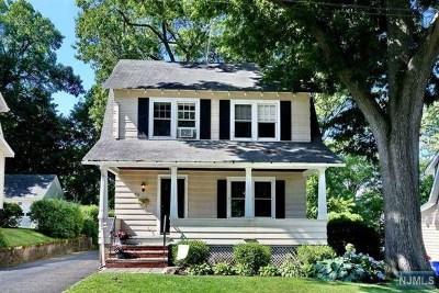 Midland Park Single Family Home For Sale: 66 Payne Avenue