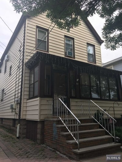 East Rutherford Multi Family 2-4 For Sale: 92 Clinton Place
