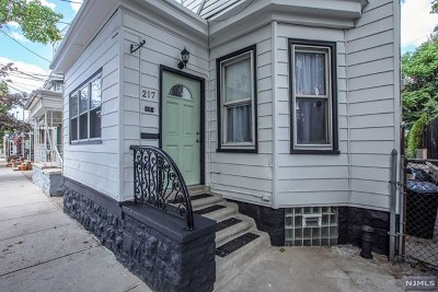 Weehawken Multi Family 2-4 For Sale: 217 Highwood Avenue