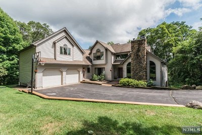 Morris County Single Family Home For Sale: 5 Sheeprock Road