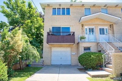 Fort Lee Condo/Townhouse For Sale: 470 Central Boulevard