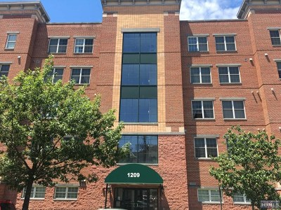 Jersey City Condo/Townhouse For Sale: 1209 Summit Avenue #422