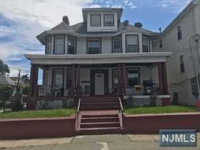 Paterson Multi Family 2-4 For Sale: 710-712 14th Avenue