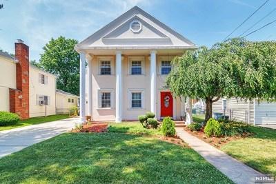 Clifton Single Family Home For Sale: 24 Fairmount Avenue