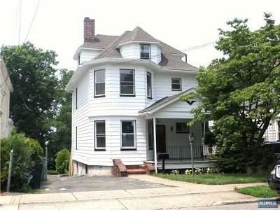 Ridgefield Park Single Family Home For Sale: 342 Main Street