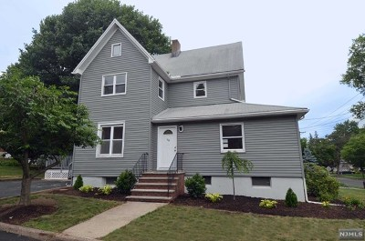 Oradell Single Family Home For Sale: 109 Pyle Street