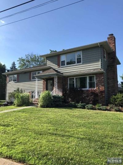 Fair Lawn Single Family Home For Sale: 39-13 Kearns Place