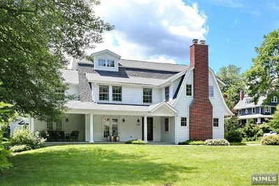 Ridgewood Single Family Home For Sale: 284 Cantrell Road