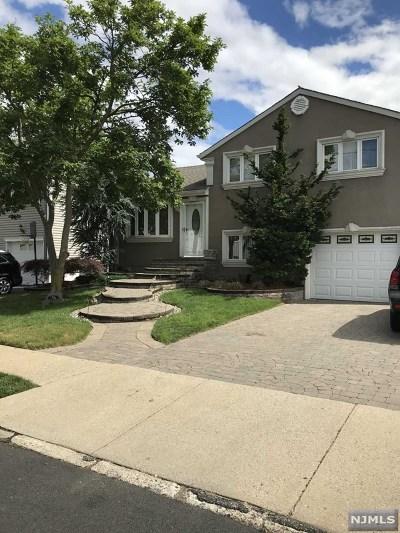 Rochelle Park Single Family Home For Sale: 156 Chestnut Street