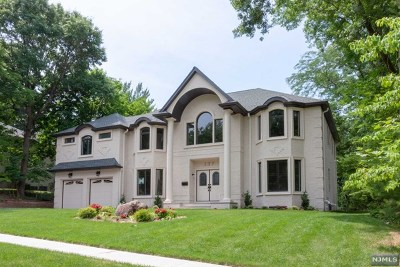 Closter Single Family Home For Sale: 127 Alpine Drive