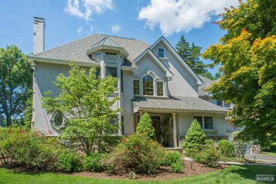 Franklin Lakes Single Family Home For Sale: 512 Ewing Avenue