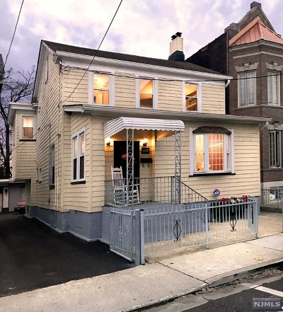 Union City Single Family Home For Sale: 4521 Harrison Place