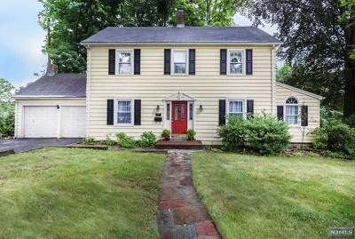 Park Ridge Single Family Home For Sale: 147 Pascack Road