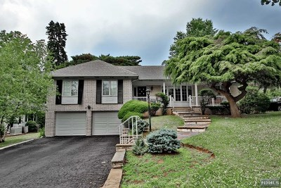 Clifton Single Family Home For Sale: 12 Allwood Place