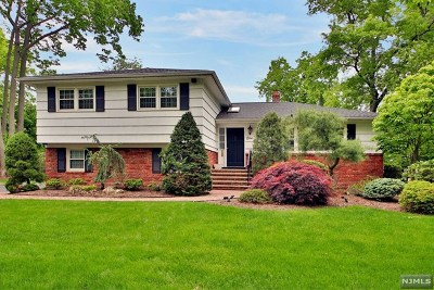 Paramus Single Family Home For Sale: 1 Aster Court
