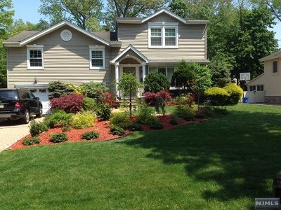 Cresskill Single Family Home For Sale: 362 11th Street