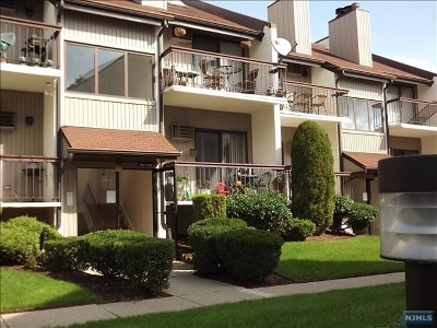 Wood Ridge NJ Condo/Townhouse For Sale: $275,000