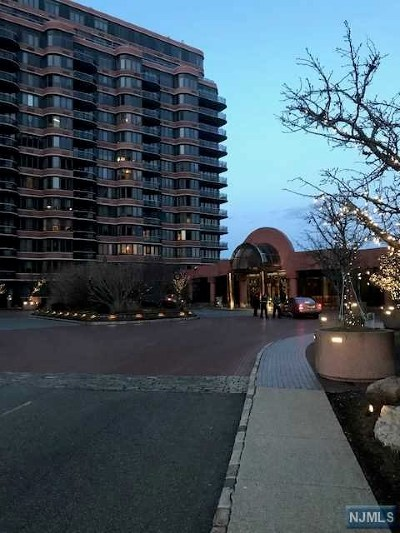 Cliffside Park Condo/Townhouse For Sale: 100 Winston Drive #N10f