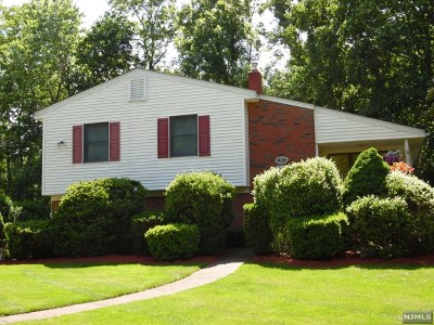 Glen Rock Single Family Home For Sale: 37 De Young Road