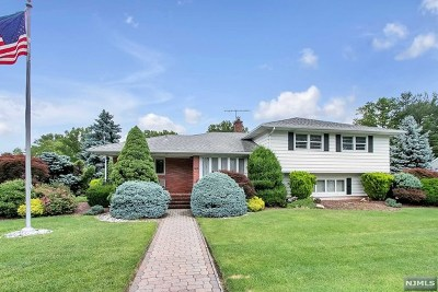 Emerson Single Family Home For Sale: 186 Colonial Road