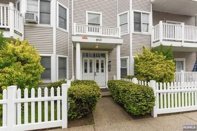 North Bergen Condo/Townhouse For Sale: 4515 Smith Avenue #3
