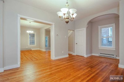 Hudson County Single Family Home For Sale: 26 Warner Avenue