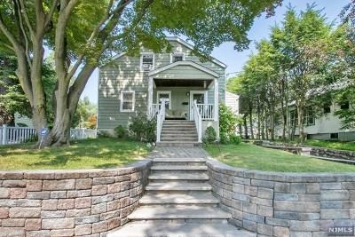 Park Ridge Single Family Home For Sale: 54 Chestnut Avenue