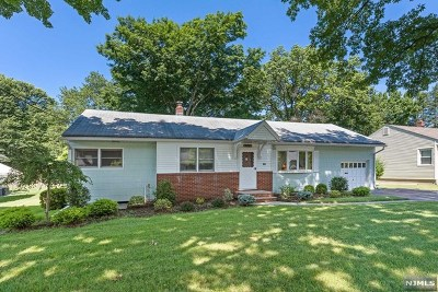 Cresskill Single Family Home For Sale: 361 12th Street