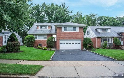 Teaneck Single Family Home For Sale: 528 Maitland Avenue