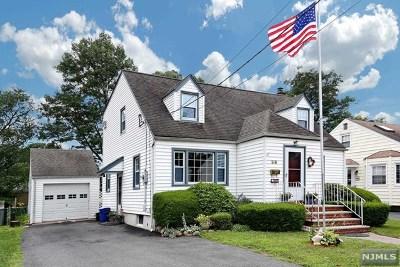 Waldwick Single Family Home For Sale: 36 Dora Avenue