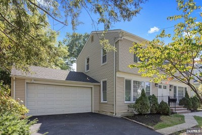 Hudson County Single Family Home For Sale: 54 Terrace Place