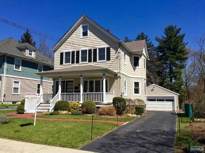 Oradell Rental For Rent: 242 Maple Avenue #2