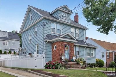Hudson County Single Family Home For Sale: 12 Hamilton Avenue