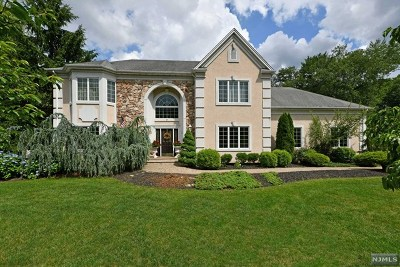 Mahwah Single Family Home For Sale: 7 Garden Court